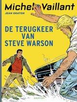 Michel Vaillant - De terugkeer van Steve Warson - Graton uitgaven