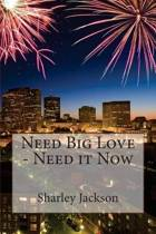 Need Big Love - Need It Now