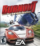 Electronic Arts Burnout Legends, PSP PlayStation Portable (PSP) video-game