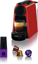 Nespresso Magimix Essenza Mini M115 koffiemachine - Ruby Red