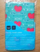 Demo Creations elastische boekenkaft XOXO