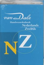 Van Dale Handwoordenboek Nederlands-Zweeds / Dutch-Swedish Dictionary