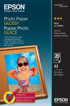 Epson - Glossy photo paper - A3