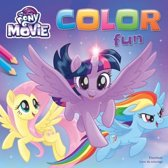 My Little Pony Kleurboek Color Fun 22 Cm