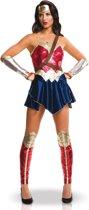 Wonder Woman - Justice League™ kostuum voor vrouwen - Verkleedkleding