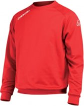 Acerbis Sports ATLANTIS CREW NECK SWEATSHIRT RED XS