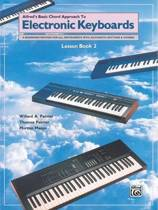 Chord Approach to Electronic Keyboards Lesson Book, Bk 2