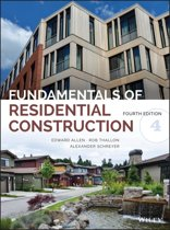 Fundamentals of Residential Construction