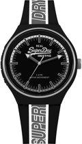 Superdry urban style SYG238BW Mannen Quartz horloge