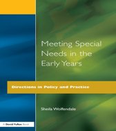 Meeting Special Needs in the Early Years