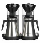 Moccamaster CDGT 20 - Koffiezetapparaat - Thermoskan