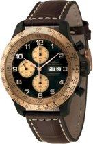 Zeno-Watch Mod. 8557TVDDT-BRG-d1 - Horloge