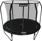 Valetti Luxe trampoline inclusief zwarte rand