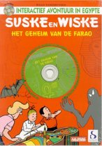 Suske en Wiske  Het geheim van de Farao interactief spel