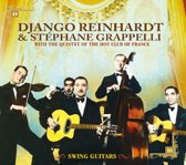 Swing Guitars - With The Quintet Of The Hot Club Of France
