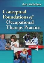Conceptual Foundations of Occupational Therapy, 4th Edition