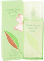 Elizabeth Arden Eau De Toilette Green Tea Lotus 100 ml - Voor Vrouwen