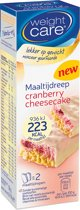 Weight Care Maaltijdreep Cranberry Cheesecake - 2 stuks