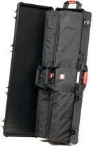 HPRC 5400WB 1187x410x181 met tassen in interieur + wielen