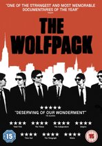 The Wolfpack [DVD] (import zonder NL ondertiteling)