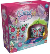Shimmer Wing Fairies Fairy Doors Playset