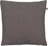 Dutch Decor Kussenhoes Katan 45x45 cm taupe
