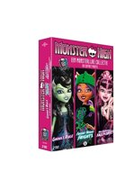 MONSTER HIGH BOX (D/F)