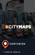 City Maps Centurion South Africa