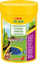 Sera FD Krill 100ml voor hogere vruchtbaarheid