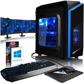 Vibox Gaming Desktop Pyro GS760-202 - Game PC
