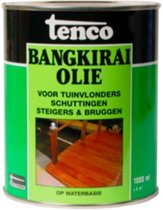 Tenco Bangkirai Olie - 1000 ml