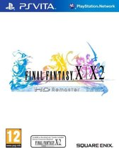 Final Fantasy X & X2 HD Remaster  PS Vita