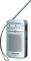 Panasonic RF-P50D Draagbaar Digitaal Zilver radio