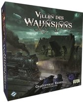 Mansions of Madness 2nd Horrific Journeys - Engelstalig Bordspel