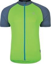 Dare 2b-Accurate Jersey-Fietsshirt-Mannen-MAAT XL-Groen