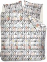 Fijne Katoen Dekbedovertrek Dante | 240x200/220 | Ademend En Soepel | Hoogwaardige Kwaliteit