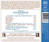 Stenhammar: Serenade In F