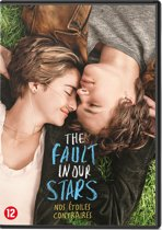 DVD cover van The Fault In Our Stars