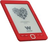 Woxter Scriba 195 6'' 4GB Rood e-book reader
