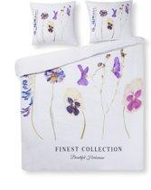 Papillon Adele - dekbedovertrek - eenpersoons - 140 x 200/220 - Multi