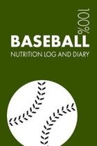 Baseball Sports Nutrition Journal