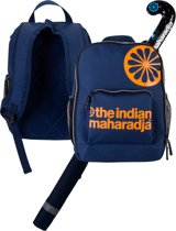 The Indian Maharadja Kids Backpack CSX-navy/orange Hockeystickrugzak Kids - donkerblauw-oranje