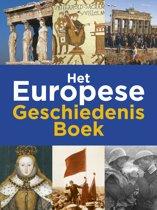 Het Europese geschiedenis boek