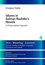 Idioms in Salman Rushdie's Novels