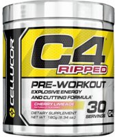 Cellucor C4 Ripped Pre-Workout - 180 gram (30 servings) - Cherry Limeade