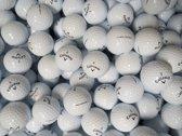 Golfballen gebruikt/lakeballs Callaway Hex Control AAAA klasse 100 stuks.
