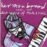 Herman Brood - 20 Years Of Rock & Roll - 2CD Ltd. Digipack Foldout Sleeve