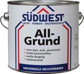 Sudwest All-Grund Alkyd  RAL 7001 Grijs 750 ml