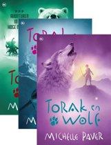 Torak en Wolf deel 1 t/m 3