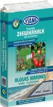 Kalk 25 Kg - gekorrelde zeewierkalk voor zowel gazon als (moes)tuin